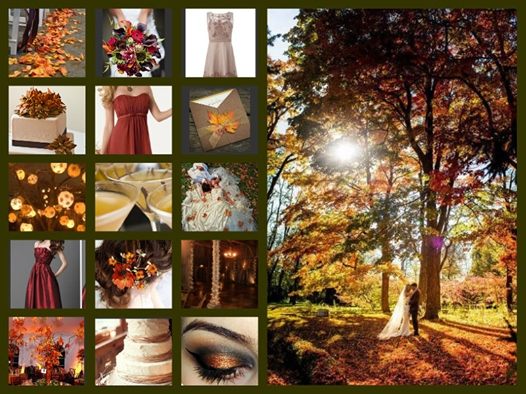 Autumn Wedding Theme (2)