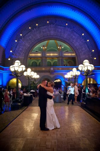 BrideStLouis wedding venue information, Union Station as a venue