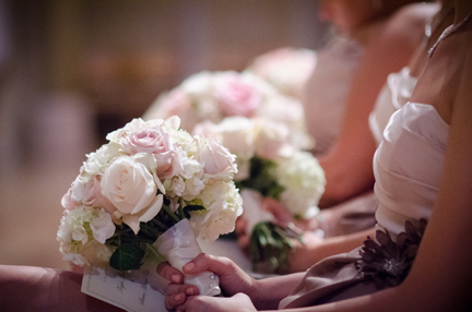 do you know how much to budget for flowers bride st louis