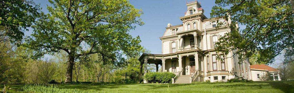 Garth Woodside Mansion Distinctive Wedding Destination - VenuesofStLouis.com