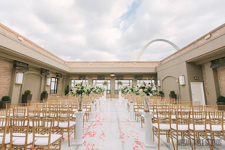 Hyatt at The Arch - Bride St. Louis Venue Profile,