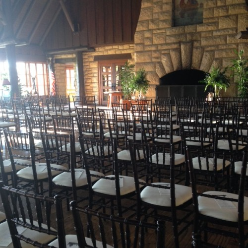 Venue Name: Pere Marquette Lodge and Conference Center, Ceremony Room
