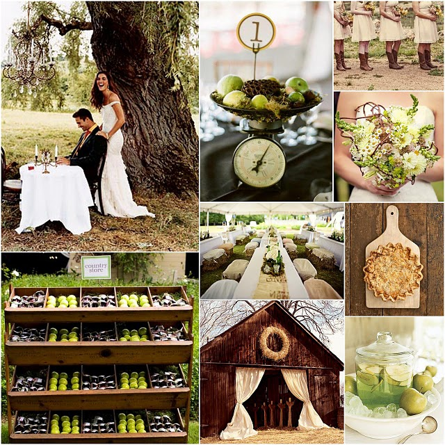 How To Have A Country Wedding Bride St Louis